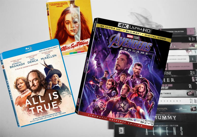 August 13 Blu-ray, Digital and DVD Releases