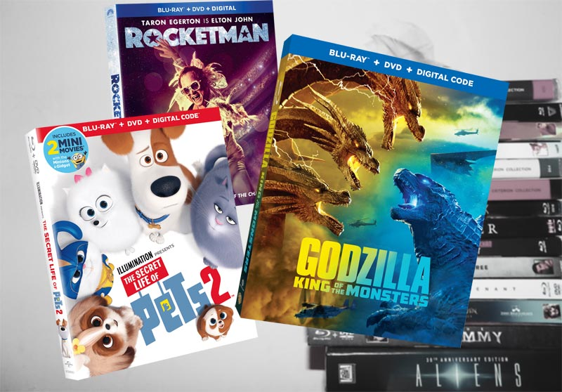 August 27 Blu-ray, Digital and DVD Releases