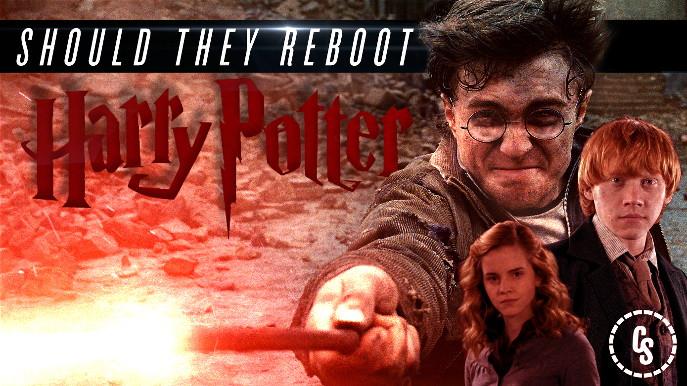 POLL: Should Warner Bros  Reboot Harry Potter?