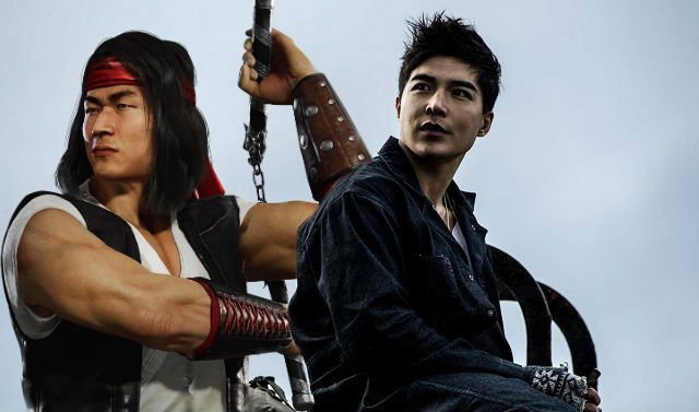Ludi Lin in Talks to Join Mortal Kombat Cast as Liu Kang