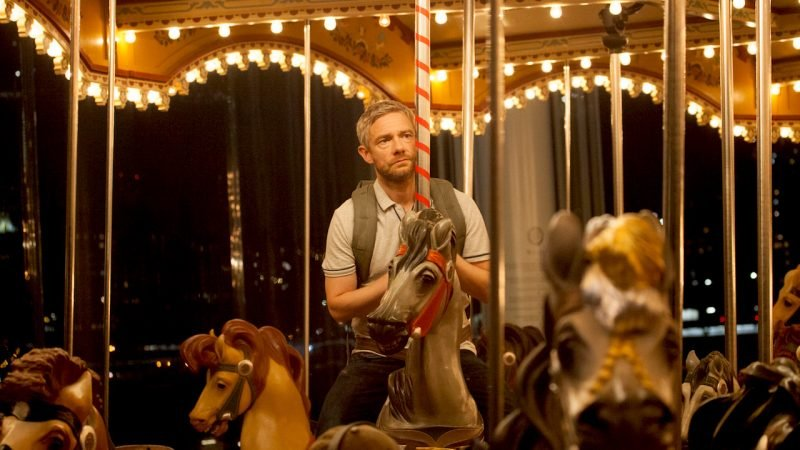 Martin Freeman talks Ode to Joy