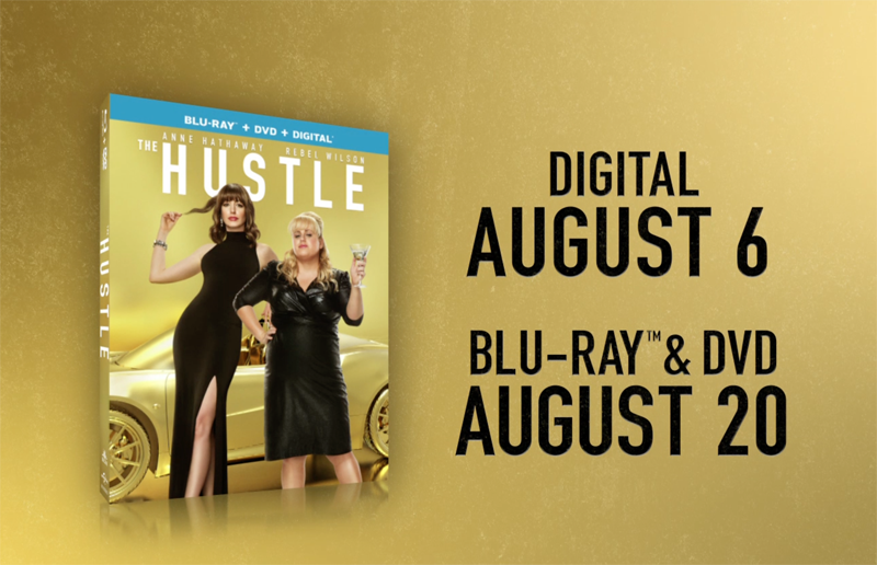 Exclusive The Hustle Blu-ray Clip on Adapting Dirty Rotten Scoundrels