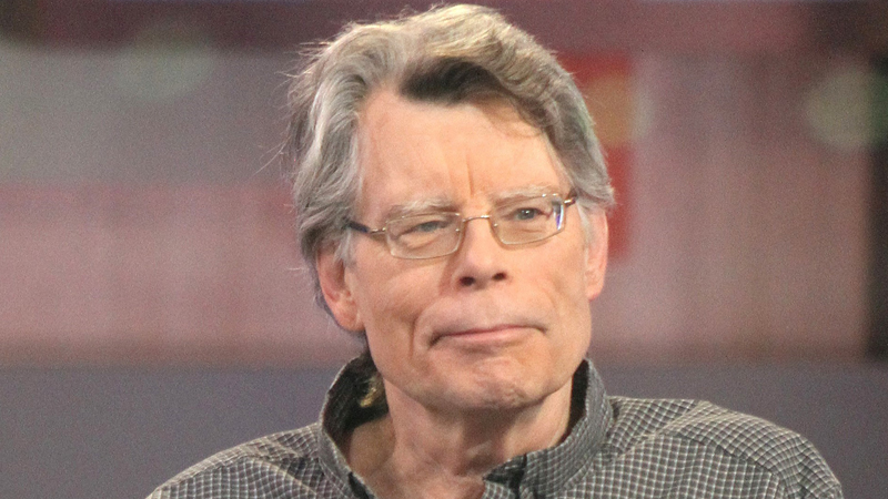 The Stand: Stephen King writing