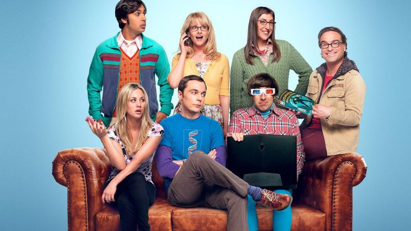 HBOMax Wants Big Bang Theory & Two and a Half Men for Streaming Deal