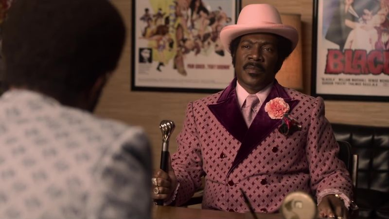 Eddie Murphy Plays Rudy Ray Moore in Netflix's 'Dolemite Is My Name'