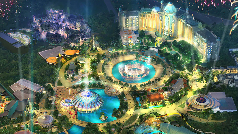 Universal's Epic Universe Announced as Universal Orlando's New Theme Park