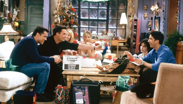 Friends Heading to the Theaters for 25th Anniversary Special Screening