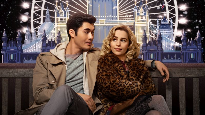 Last Christmas Trailer: Emilia Clarke & Henry Golding Star in New RomCom
