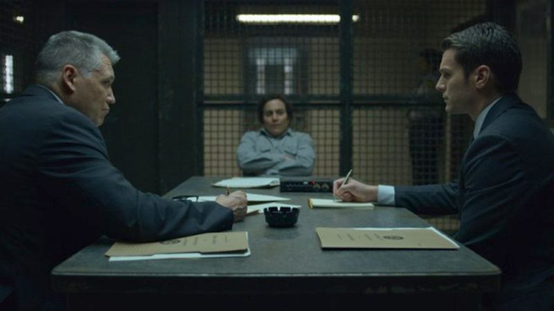 Mandatory Streamers: Jonathan Groff & Holt McCallany Return for Mindhunter Season 2