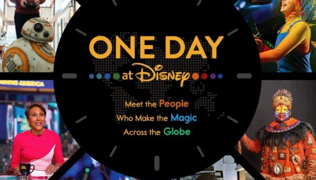 One Day at Disney Trailer: Disney+ Announces New Documentary Series