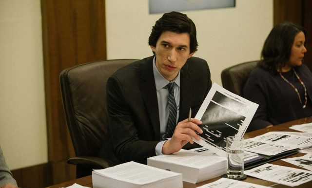 The Report First Trailer: Adam Driver Investigates the Central Intelligence Agency