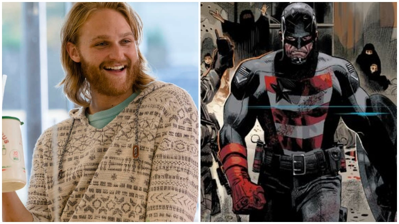 D23: Wyatt Russell To Appear as U.S. Agent in Falcon and Winter Soldier