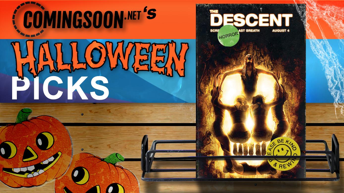 October Horror Movie Recommendation: The Descent