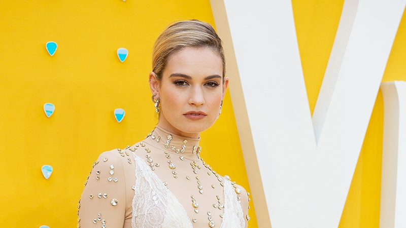 Lily James Joins Carey Mulligan and Ralph Fiennes for Dig