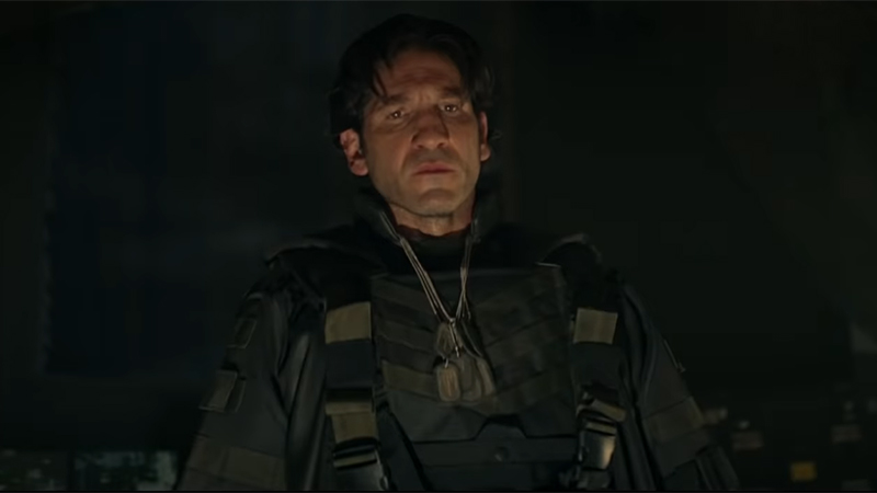 Jon Bernthal in Ghost Recon Breakpoint Live-Action Trailer