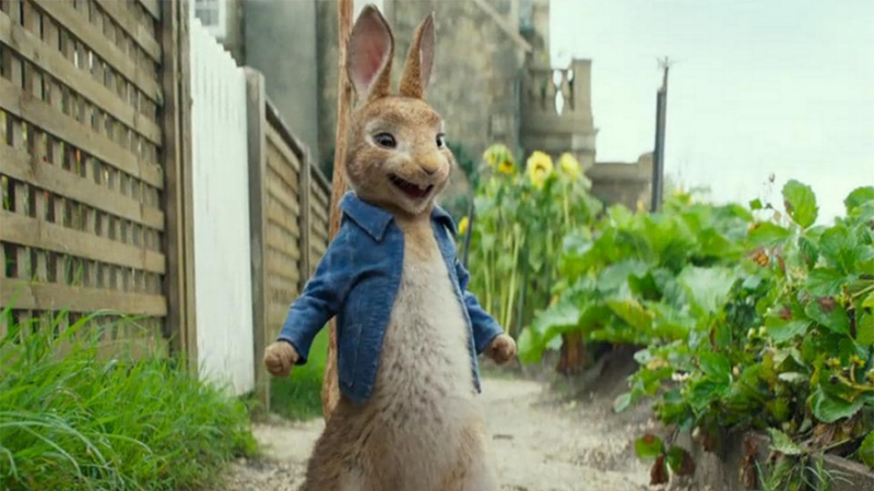 Sony Pushes Peter Rabbit Sequel to Easter 2020
