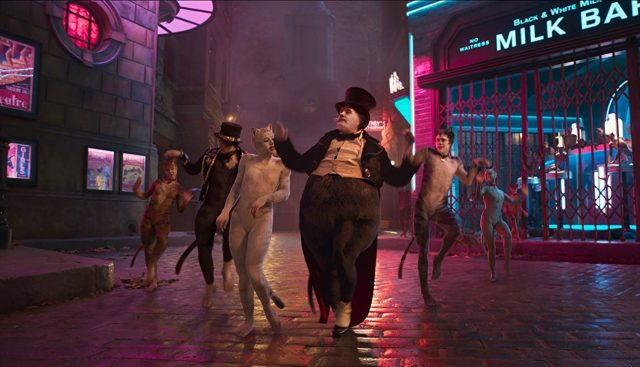 Go Behind The Scenes Of Cats With The New Featurette