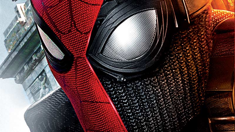 Spider-Man: Far From Home Blu-ray Release Date & Bonus Features Revealed