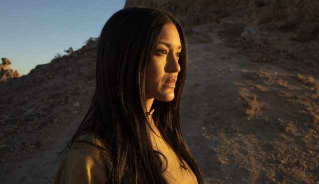 The Mandalorian Adds Julia Jones to Cast