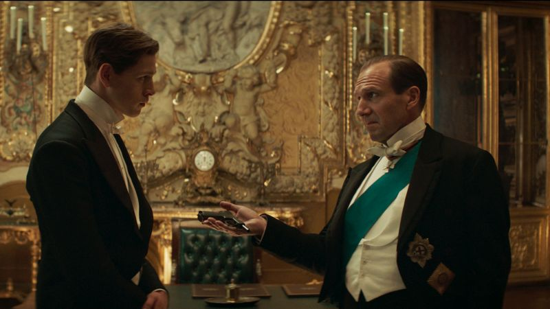 Witness the Rise of the Civilized in New The King's Man Trailer