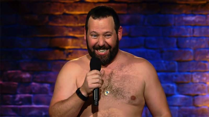 The Machine: Legendary Acquires Movie Rights to Bert Kreischer's Viral Story