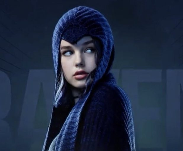 Titans Season 2 Character Posters Feature Raven's New Look
