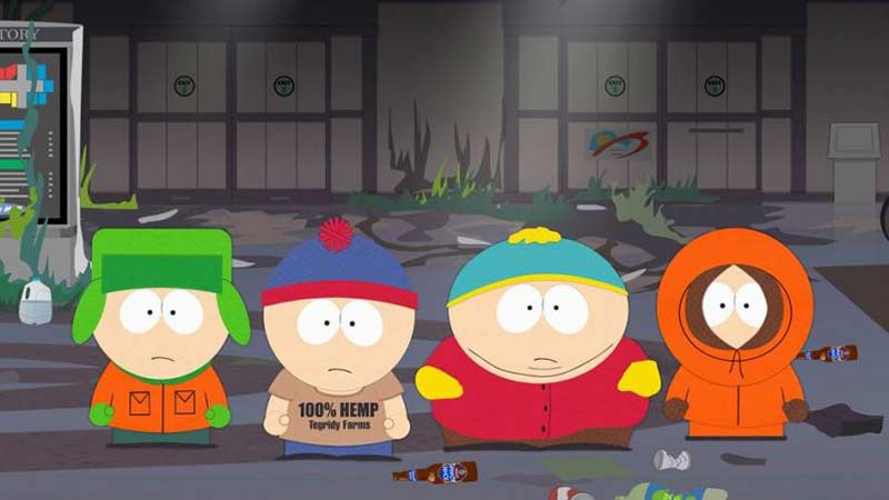 South Park Renewed for Another Three Seasons at Comedy Central