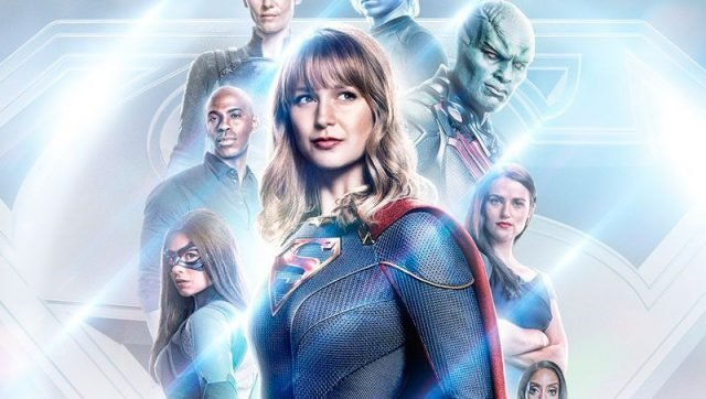 United They Stand In The New Supergirl Season 5 Poster