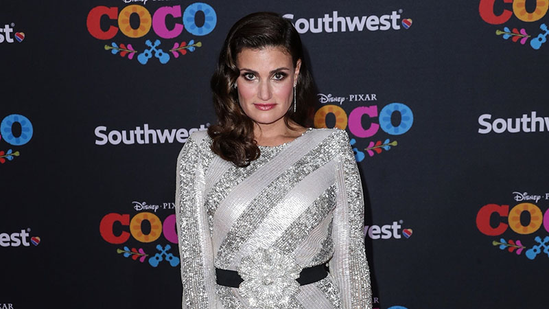 Idina Menzel in Talks for Sony's Cinderella Re-Imagining