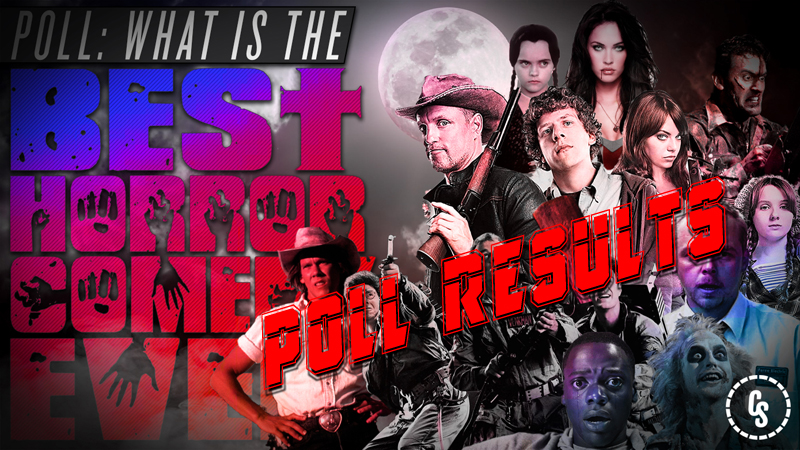 POLL RESULTS: What is the Best Horror Comedy Ever?