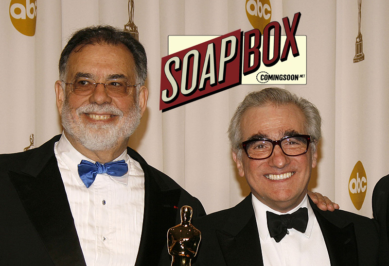 CS Soapbox: Scorsese and Coppola Unknowingly Love Comic Books