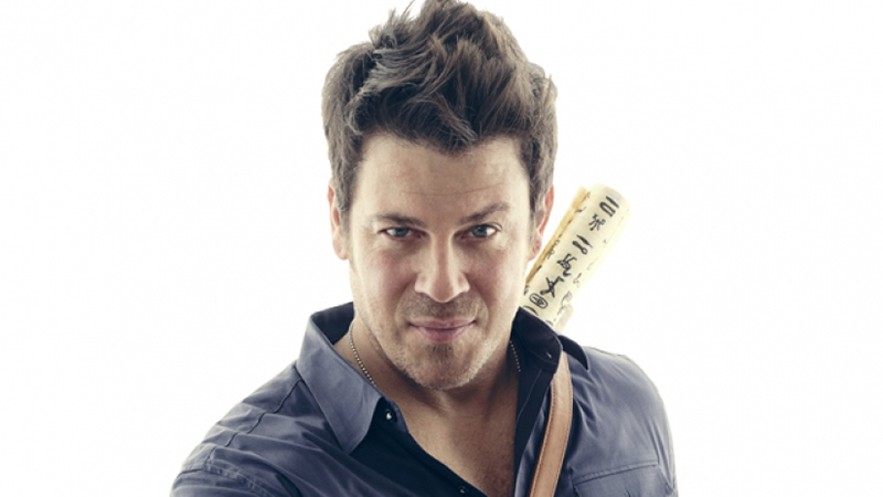 The Librarians' Christian Kane Set to Guest on Supernatural Final Season