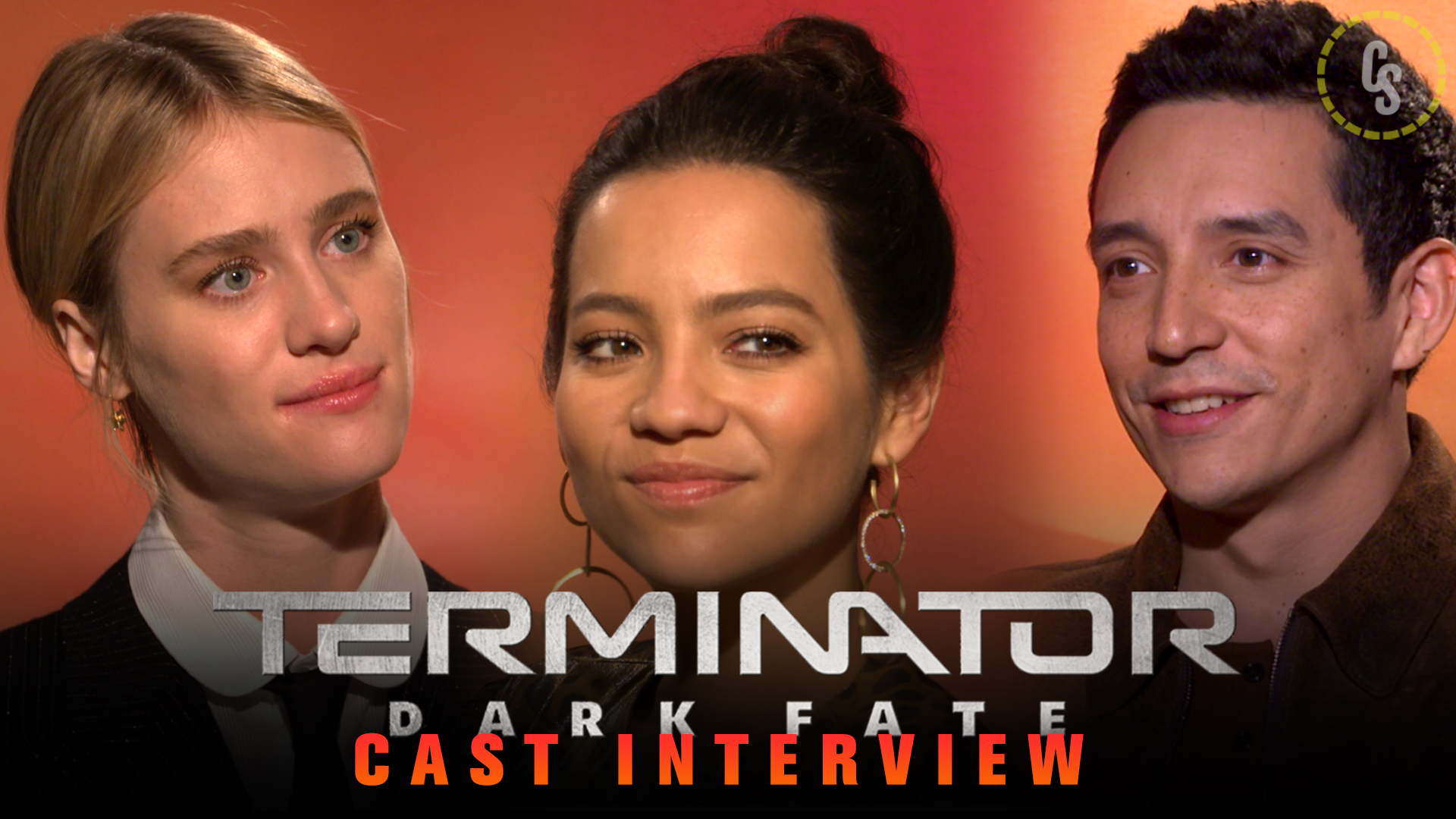 CS Video: Dark Fate Cast on the Latest Terminator Installment