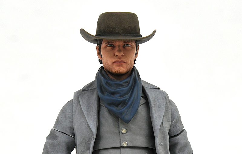CS Exclusive: Westworld Action Figures Series 2 Reveals