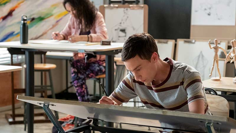 Atypical Season 3 First Look Photos Released by Netflix