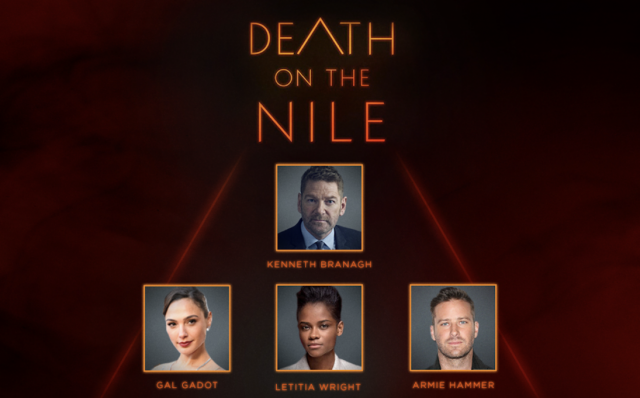 Production Begins On Kenneth Branagh's Death On The Nile
