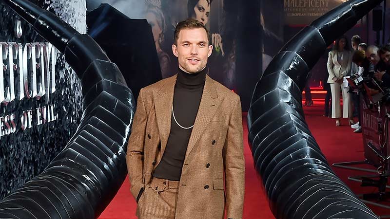 CS Interview: Ed Skrein on Playing a Dark Fairy Leader in Maleficent 2