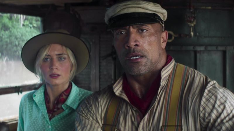 Disney Finally Dropped The First 'Jungle Cruise' Trailer