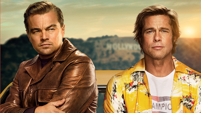Once Upon a Time in Hollywood Blu-ray Details Revealed!