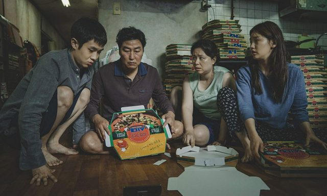 New Trailer For Bong Joon-Ho's Parasite Released