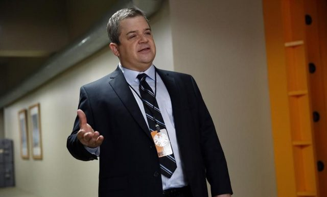Patton Oswalt Casts For a Secret Role in The Boys Season 2