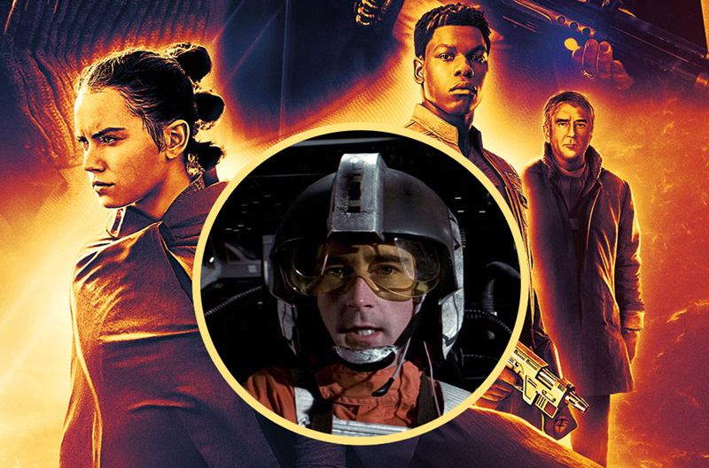 Wedge Antilles Officially Confirmed for Rise of Skywalker!