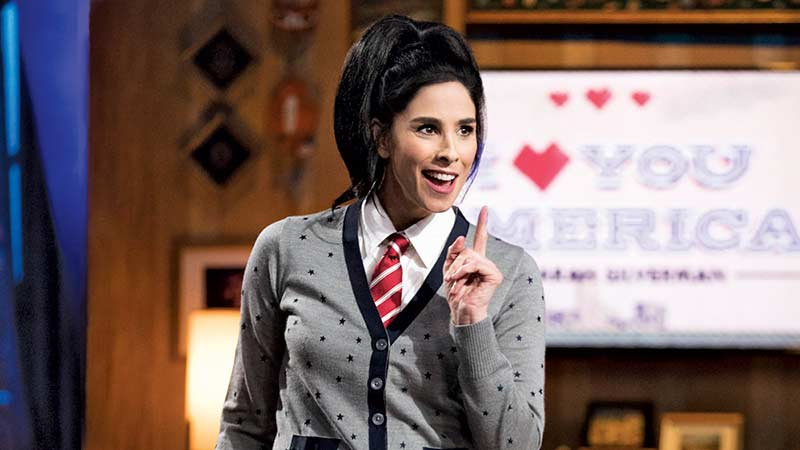 Sarah Silverman Talk Show Gets HBO Pilot Order, Judd Apatow Producing