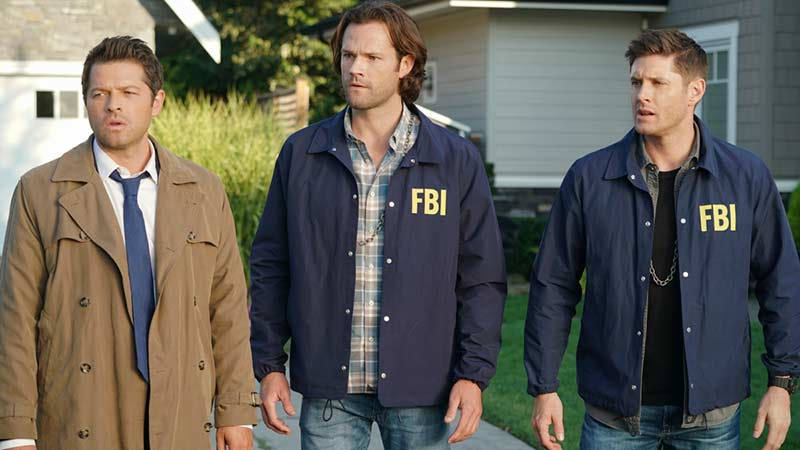 Supernatural Episode 15.02 Sneak Peek Released