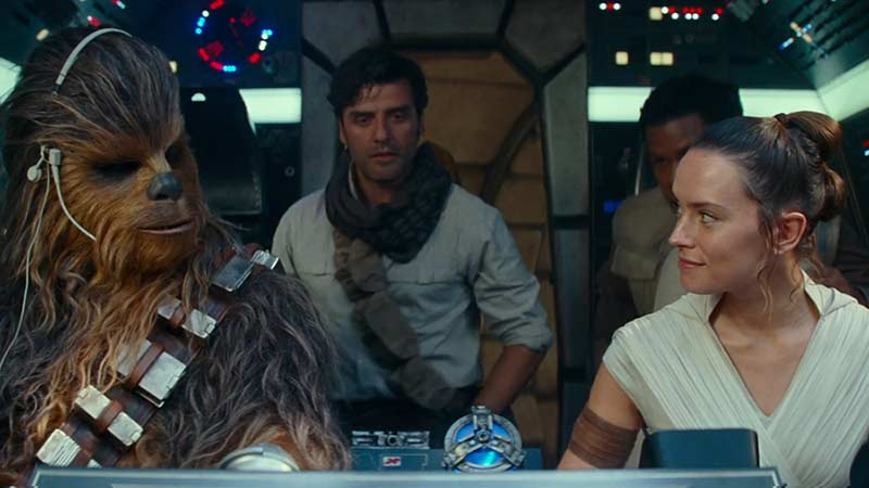 The Rise of Skywalker Breaks Franchise First-Day Presale Records