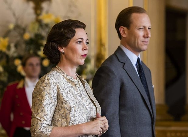 The Crown series three trailer leaked