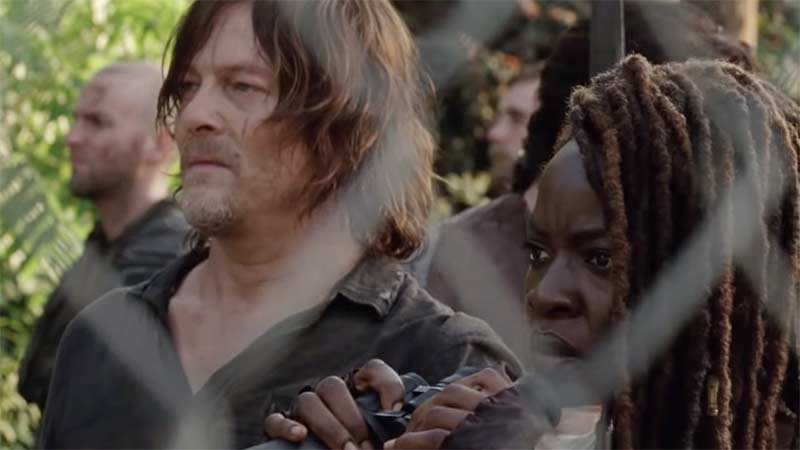 The Walking Dead Episode 10.03 Opening Minutes Released