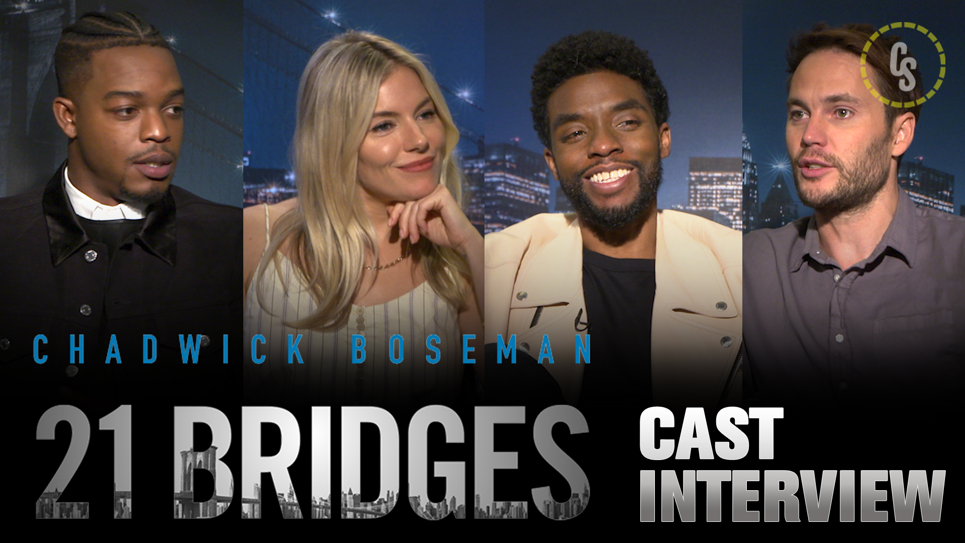 CS Video: Chadwick Boseman