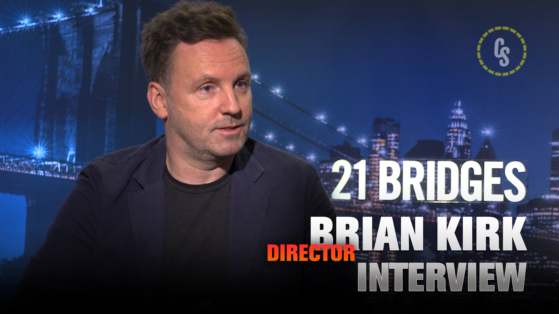 CS Video: Director Brian Kirk