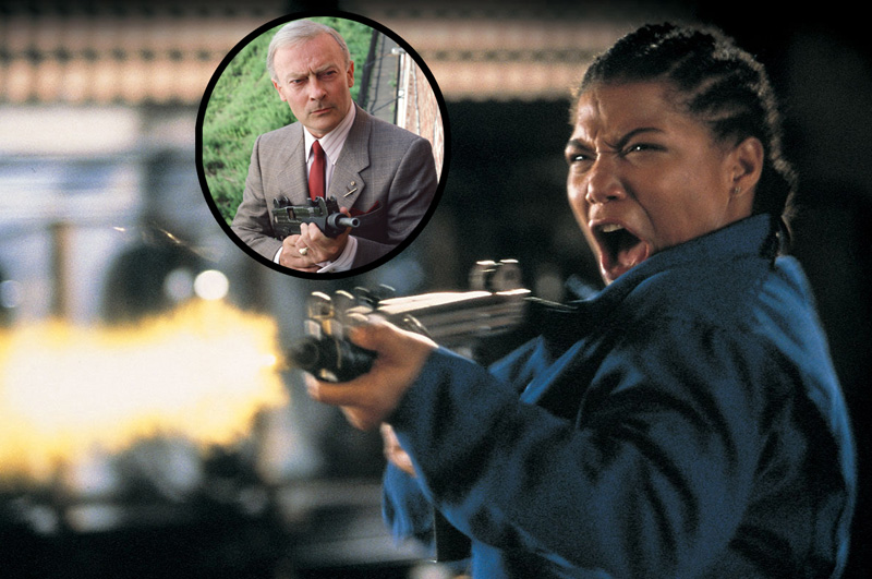 Queen Latifah to Star in CBS's The Equalizer Reboot Series